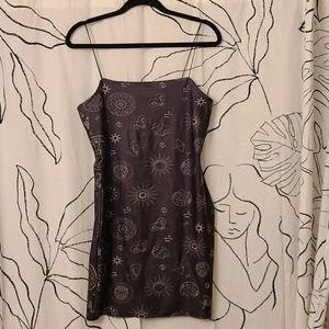 Topshop Horoscope Dress